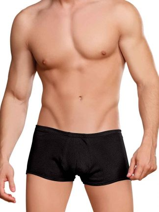 Cotton Rib Pouch Short