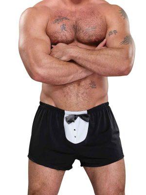 Novelty Tuxedo Boxer
