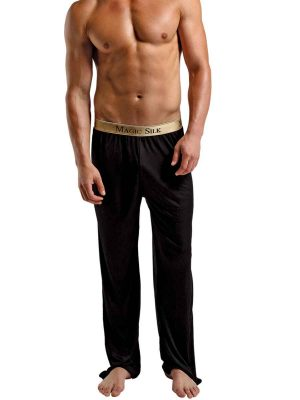Silk Knit Lounge Pant