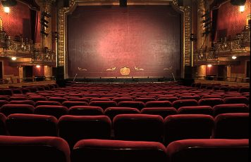 empty theater
