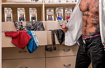 Male Power Underwear Drawer
