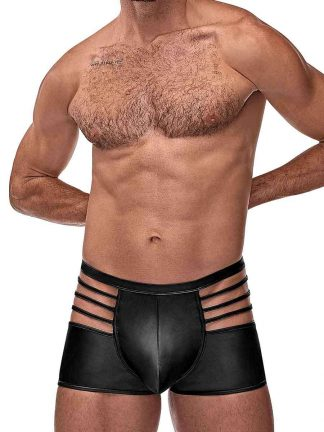 mens erotic black underwear